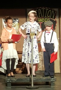 """Small-town 1943 radio show from """"It Happened One Knight"""""""